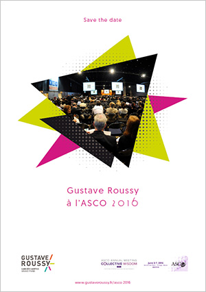 Gustave Roussy ASCO 2016 save the date
