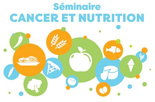 séminaire cancer et nutrition