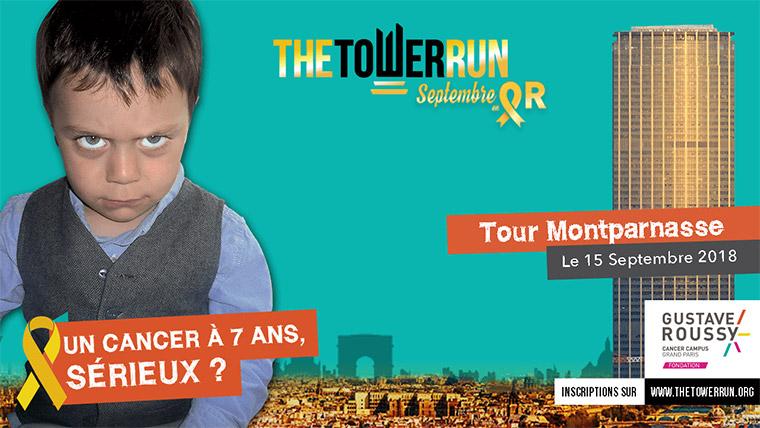 TowerRun Montparnasse Septembre en OR