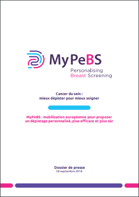 Dossier de Presse MyPeBS - Unicancer