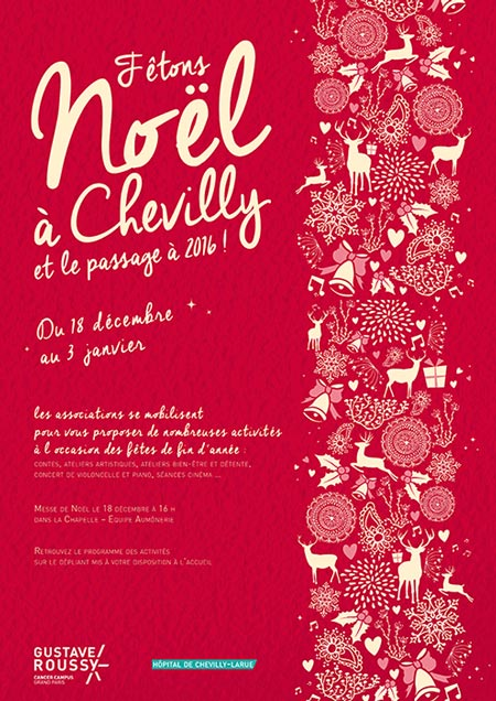 Fete de noel à Chevilly-Larue