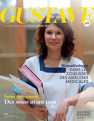 Gustave n°7, le magazine de Gustave Roussy