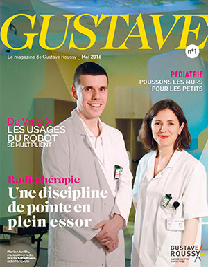 Gustave, le magazine de Gustave Roussy Gustave01-18052017