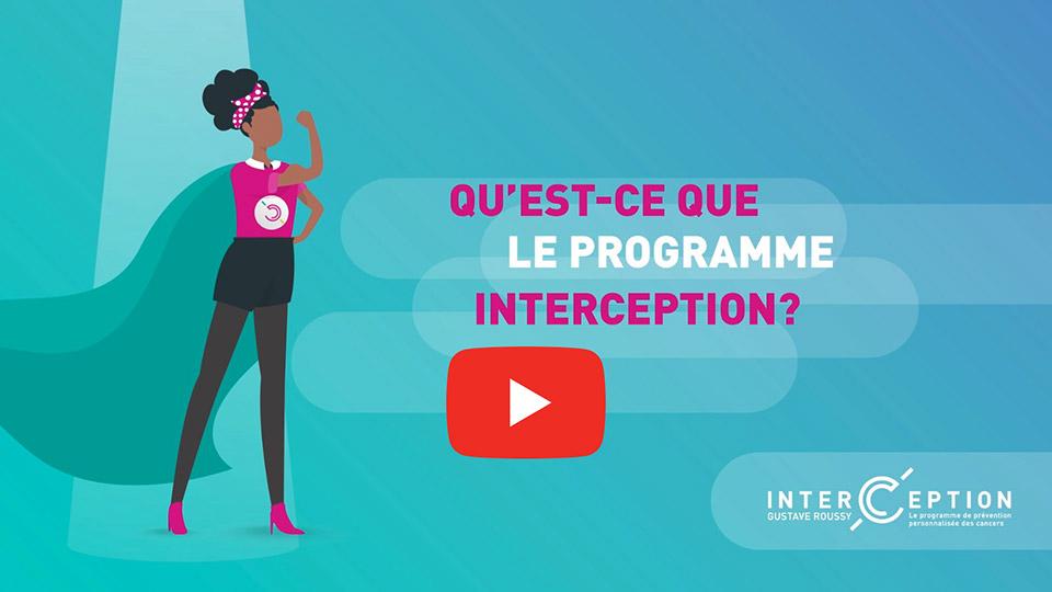 Qu'est-ce que le programme interception ?