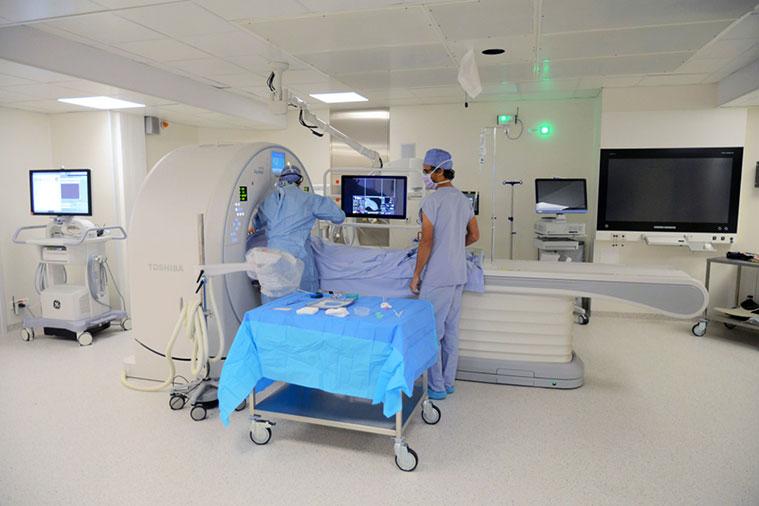 radiologie interventionnelle