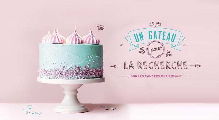 Opération Un gâteau pour la Recherche 2018