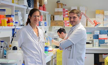 Dr Sophie Postel-Vinay, Dr Charles Honoré