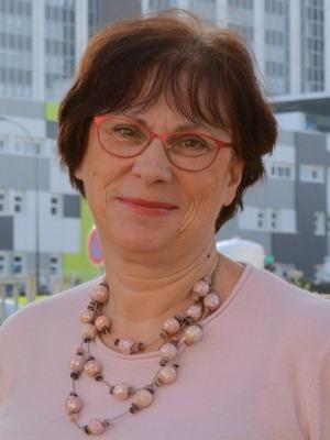 Portrait du Dr Marie-Christine Boutron-Ruault
