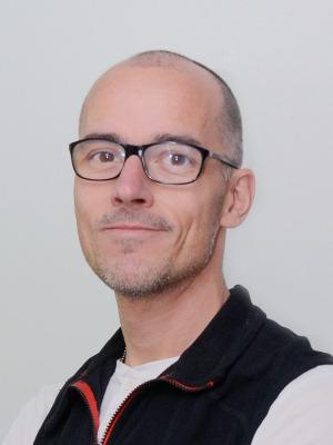 Portrait du Dr Oliver Kepp