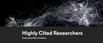 Highly cited researcher