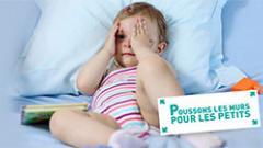 Gustave Roussy lance le programme Poussons les murs pour les petits