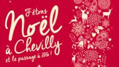 Fêtes fin d'année Gustave Roussy Chevilly-Larue