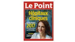Le palmarès Hôpitaux et cliniques 2017 du Point