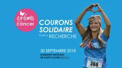 Inscrivez-vous à la course Enfants sans Cancer 2018, organisée par l'association Imagine for Margo