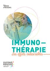 Livret Patient Immunothérapie