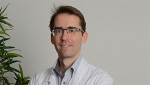 Dr Olivier Caron, responsable de l'onco-génétique à Gustave Roussy