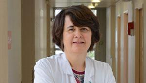 Patricia Pautier, responsable du comité de cancérologie gynécologique