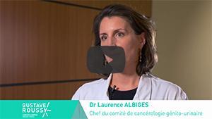 Explications en vidéo du Dr Albiges sur les avancées des traitements du cancer de la prostate