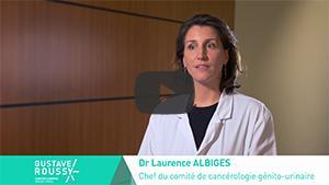 Explications en vidéo du Dr Albigessur les avancées des traitements du cancer du rein