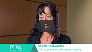 Explications en vidéo du Dr Delaloge sur les avancées des traitements du cancer du sein