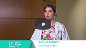 Explications en vidéo du Dr Dumont sur les avancées des traitements des tumeurs cérébrales