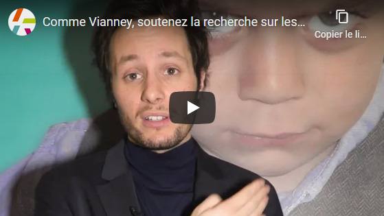 Comme Vianney, soutenez la recherche sur les cancers de l'enfant à Gustave Roussy