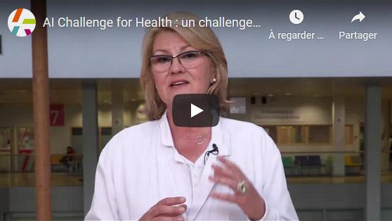 AI Challenge for Health : un challenge en intelligence artificielle appliquée à la cancérologie