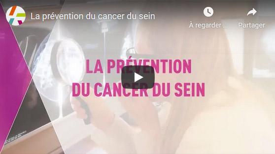 La prévention du cancer du sein