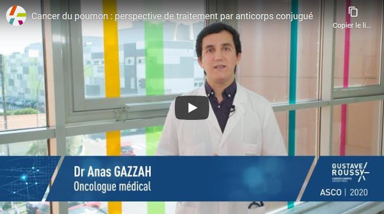 Cancer du poumon : perspective de traitement par anticorps conjugué