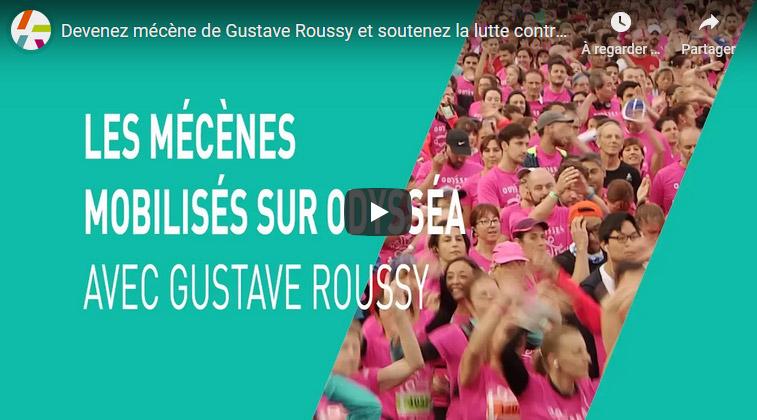 Devenez mécène de Gustave Roussy et soutenez la lutte contre le cancer