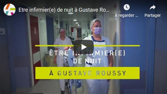 Etre infirmier(e) de nuit à Gustave Roussy